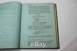 Tall in the Saddle / Michael Hogan 1944 Movie Script Screenplay, JOHN WAYNE film