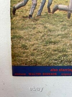 The Beatles A HARD DAY'S NIGHT Souvenir Program Book for Movie 1964 Ultra RARE
