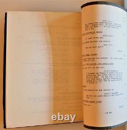 The Great Gatsby 1974 Original Movie Script Scenario 1974