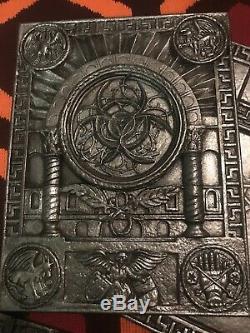 The Strain Lumen Book Prop Pieces (Movie, TV Prop, Original, Horror, Del Toro)