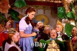 The Wizard of Oz Movie Film Props item Memorabilia Collectibles Book music toys