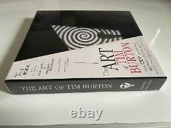 Tim Burton The Art of Tim Burton 1st Special Edition Art Book