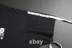 Vintage Predator Shirt 1991 Black Movie Tee Comic Book T-Shirt Authentic XL