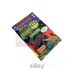 WATCHMEN Alan Moore Black Freighter Comic Book Original Movie Prop