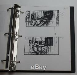 Zathura A Space Adventure / David Koepp 2004 Movie Script & Storyboards